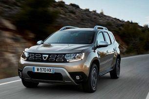 Dacia и Renault отново лидери на българския пазар