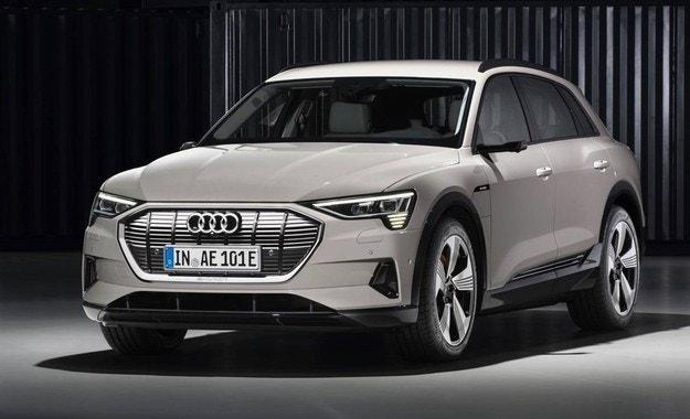 Bridgestone стана доставчик за кросоувъра Audi  e-tron