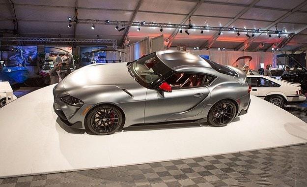 Toyota продаде първата Supra за 2,1 млн. долара