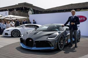 Bugatti няма да разработва кросоувър