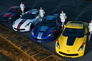 Chevrolet направи спецверсия на Corvette