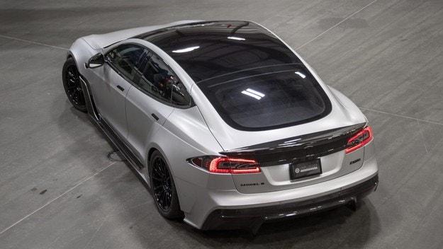 Tesla ще плаши крадците с музика на Бах