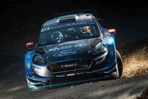 Електричеството влиза във WRC през 2022