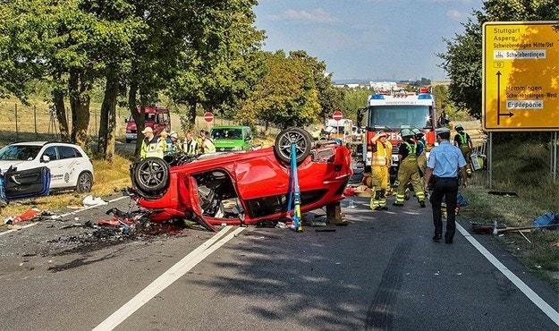Къде в Европа са най-опасните шофьори