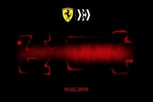 Новото Ferrari запали за първи път