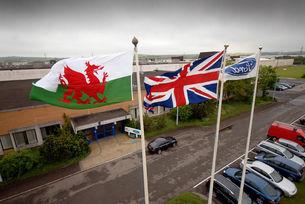 Ford ще съкрати 400 работни места в завода в Бриджънд