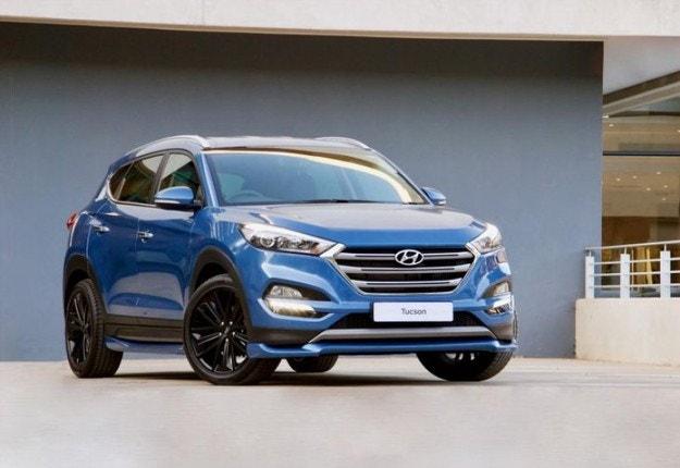Hyundai подготвя кросоувър Tucson N с 350 к.с.