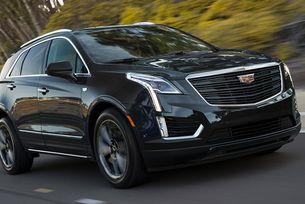 Cadillac XT5 получи спортна версия