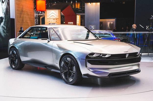 Peugeot отлага производството на спортен автомобил