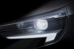 Opel показа оптиката на новата Corsa