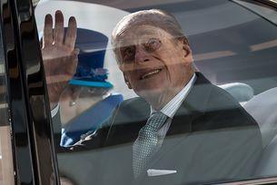 Принц Филип се отказа от шофьорската си книжка