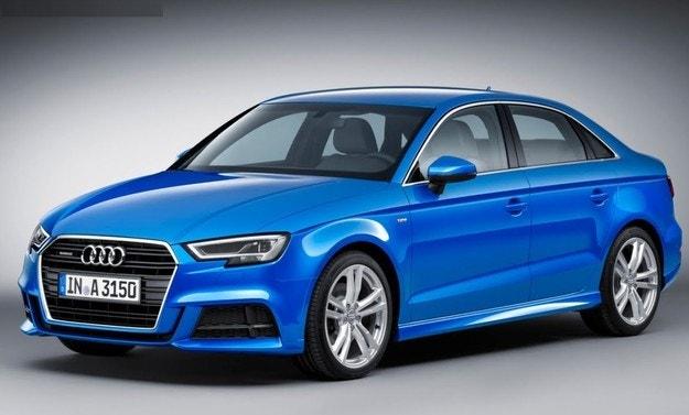 Audi ще покаже новия A3 през лятото на 2019