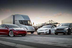 Tesla въвежда нови режими на сигурност
