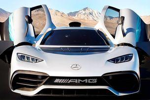 Клиентите на Mercedes-AMG с отпечатъци на ръцете