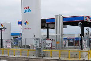 Shell изследва използването на втечнения газ