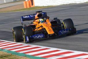 McLaren излезе начело на Каталуня