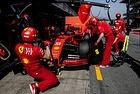 Катастрофа провали деня на Ferrari