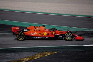 Льоклер върна Ferrari на върха
