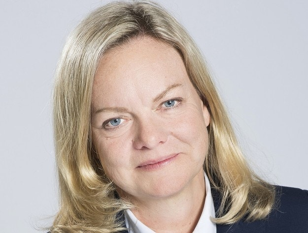 Дама застава начело на Volvo Trucks в Европа