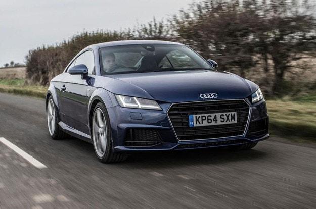 Audi иска да запази спортния автомобил TT