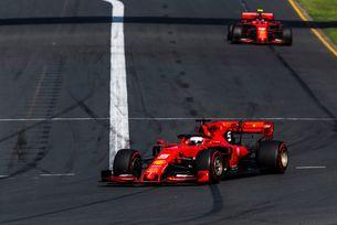 Във Ferrari са изненадани от слабото представяне