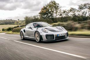 Porsche ще произведе допълнително 911 GT2 RS