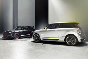 Електрическият Mini с агрегати от BMW i3s