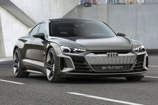 Audi ще пусне електрически седан през 2023