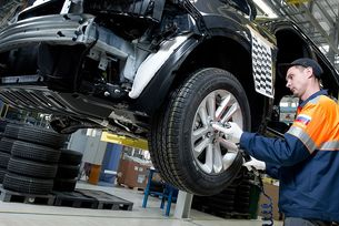 Предлагат работа на уволнените работници на Ford