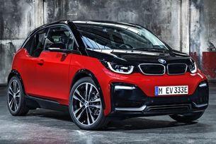BMW разработва нов електрически автомобил i2