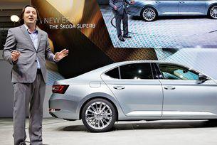 Йозеф Кабан е главният дизайнер на Rolls-Royce