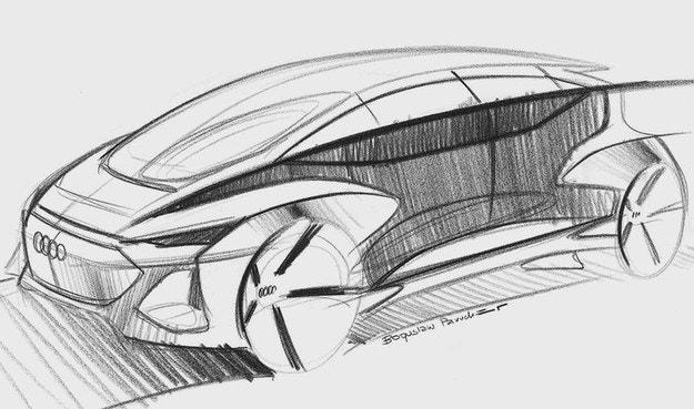 Audi обяви премиерата на автономен електромобил