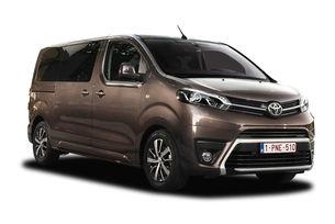 Toyota анонсира световна премиера на PROACE City