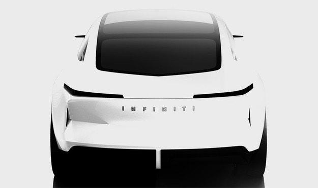 Infiniti ще покаже нов спортен седан в Шанхай