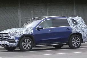 Mercedes-Benz ще представи нов GLS в Ню Йорк