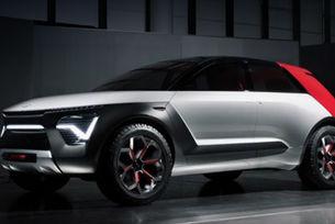 Разсекретиха дизайна на новия кросоувър Kia