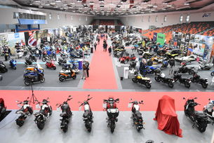 Над 1000 посетители и сериозни продажби на Moto Expo 2019