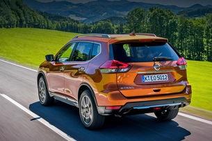 Nissan X-Trail с нова двигателна гама в Европа