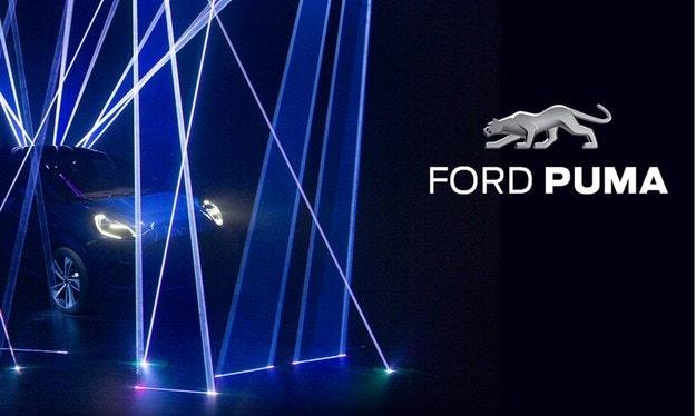 Ford представя първи поглед към кросоувъра Puma