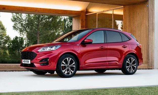 Ford разкрива новото поколение електромобили
