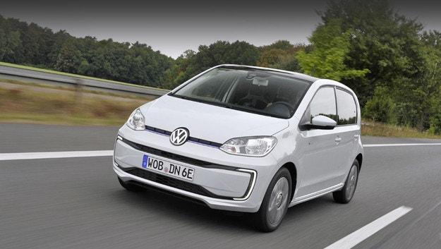 Volkswagen e-up! идва във Франкфурт променен