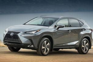За първи път правят Lexus NX извън Япония