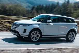 Range Rover Evoque на ток не по-рано от 2025