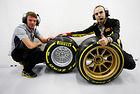 18-цоловите гуми ще дебютират във Формула 2