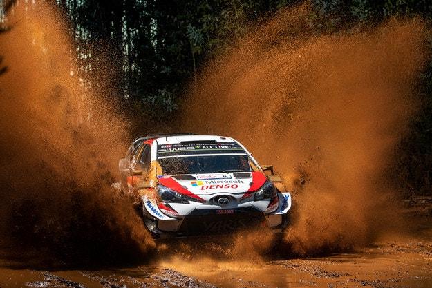 Танак спечели при дебюта на Чили във WRC