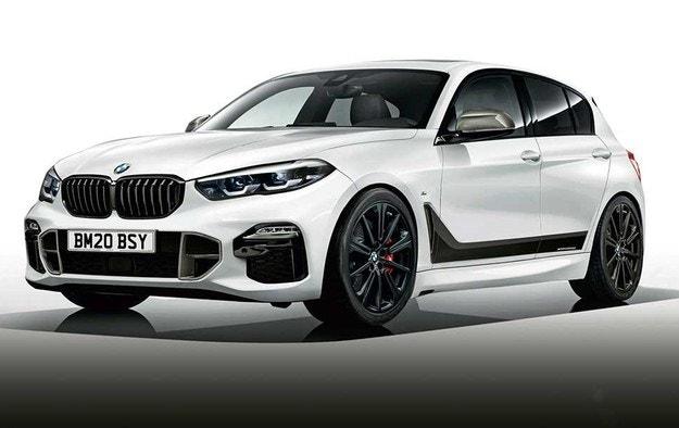 BMW ще покаже новата Серия 1 във Франкфурт