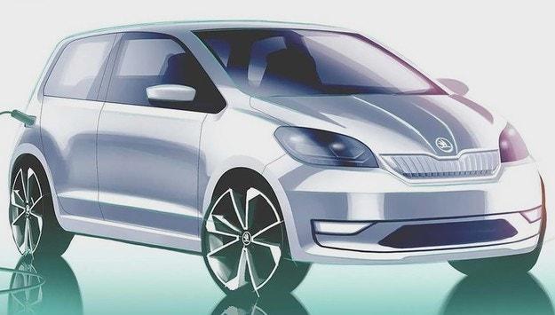 Skoda обяви премиерата на първия си електромобил