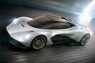 Aston Martin разпродаде целия тираж на AM-RB 003