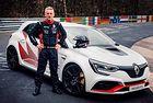 Renault MEGANE R.S TROPHY-R с нов рекорд