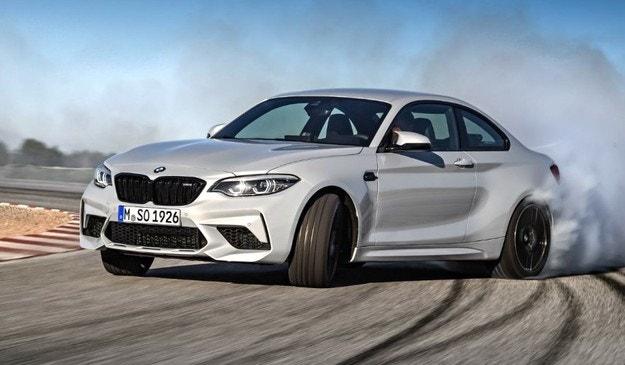 BMW M2 ще получи двигател с 450 к.с.